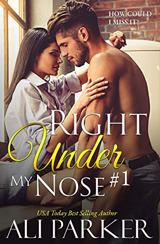 Book Cover of Right Under My Nose #1