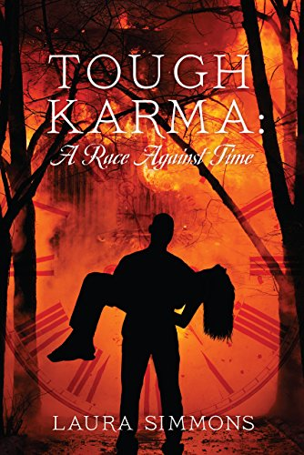 Book Cover of Tough Karma: A Race Against Time (Karma Series Book 2)