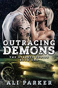 Book Cover of Outracing Demons (The Streets Book 1)