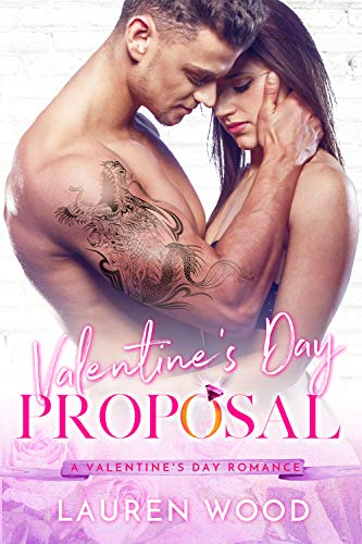 Book Cover of Valentine's Day Proposal: A Valentine's Day Romance