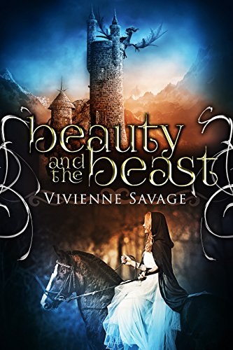 Book Cover of Beauty and the Beast: An Adult Fairytale Romance (Once Upon a Spell Book 1)