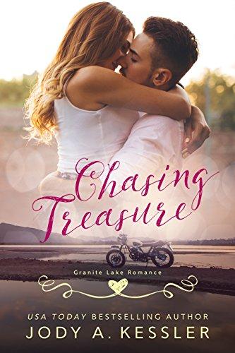 Book Cover of Chasing Treasure: Granite Lake Romance