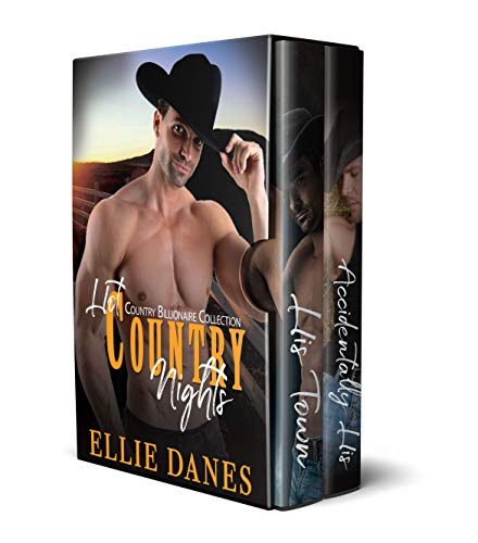 Book Cover of Hot Country Nights: A Country Romance Collection