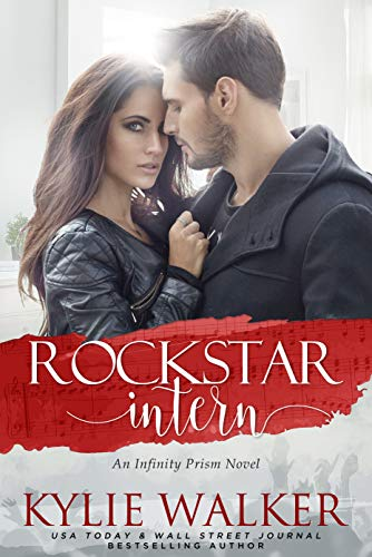 Book Cover of Rockstar Intern (Infinity Prism Book 5)