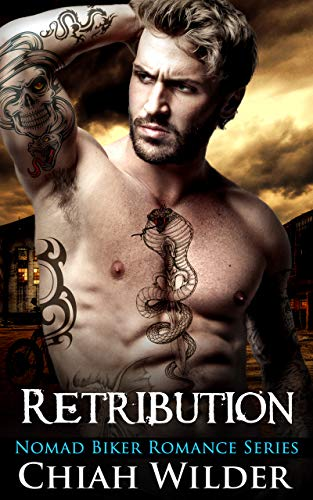 Book Cover of Retribution: Nomad Biker Romance