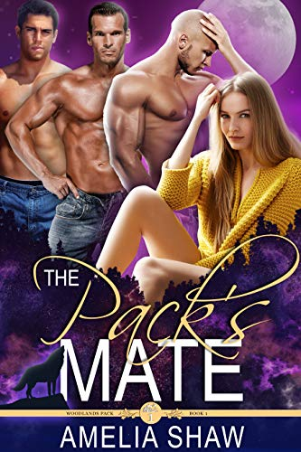 Book Cover of The Pack's Mate (Woodland Packs Book 1)