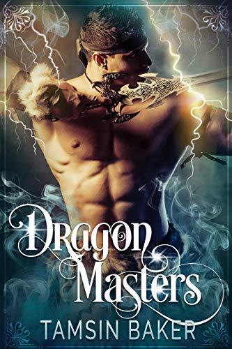 Book Cover of Dragon Masters : Fantasy Romance Duet