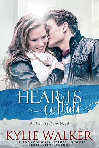 Book Cover of Hearts Collide (Infinity Prism Series Book 1)