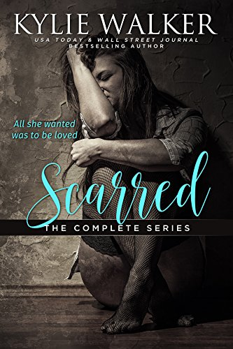 Book Cover of Scarred - The Complete Series