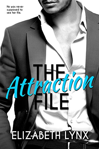Book Cover of The Attraction File (Cake Love Book 2)