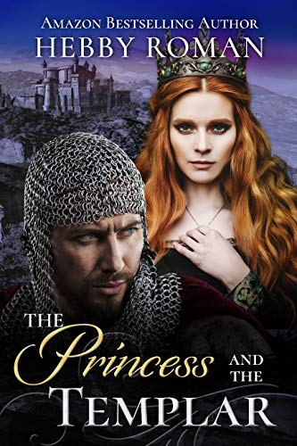Book Cover of The Princess and the Templar
