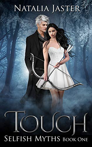 Book Cover of Touch (Selfish Myths Book 1)