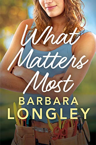 Book Cover of What Matters Most (The Haneys Book 3)