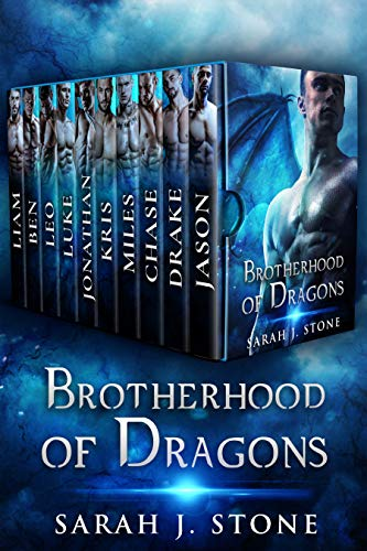 Book Cover of Brotherhood of Dragons