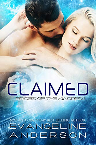 Book Cover of Claimed (Brides of the Kindred book 1)