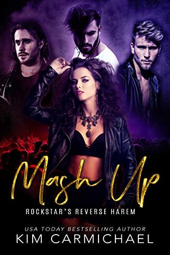 Book Cover of Mash Up - Rockstar's Reverse Harem