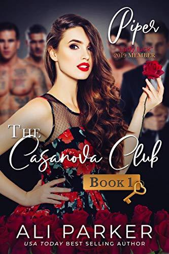 Book Cover of Piper (The Casanova Club Book 1)