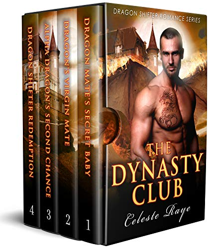 Book Cover of The Dynasty Club: (Dragon Shifter Romance Series)