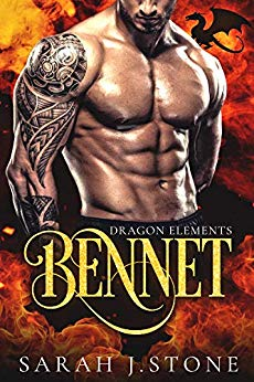 Book Cover of Bennet (Dragon Elements Book 3)