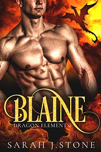 Book Cover of Blaine - Dragon Elements 1