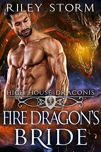 Book Cover of Fire Dragons Bride