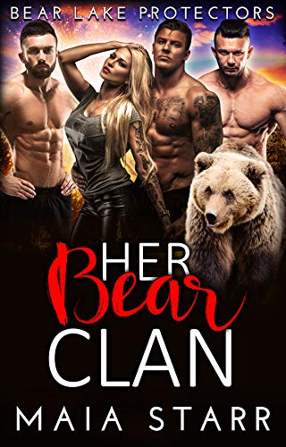 Book Cover of Her Bear Clan (Bear Lake Protectors)