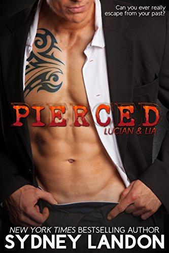 Book Cover of Pierced (Lucian & Lia Book 1)