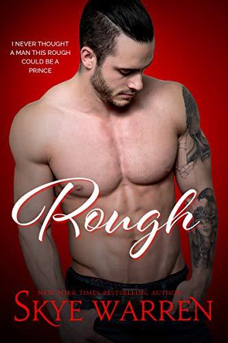 Book Cover of ROUGH: A Dark Romantic Comedy (Chicago Underground Book 1)