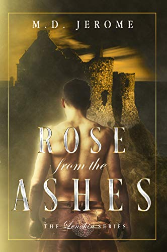 Book Cover of Rose from the Ashes (The Lenokin Series Book 1)