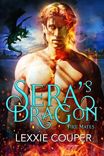 Book Cover of Sera's Dragon (Fire Mates Book 1)