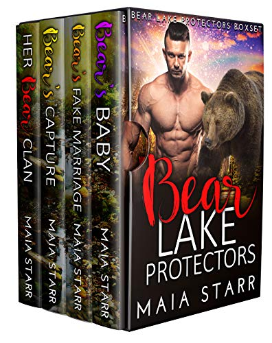 Book Cover of Bear Lake Protectors (Bear Lake Protectors Boxset)