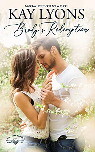 Book Cover of Brody's Redemption (Small Town Scandals Book 1)