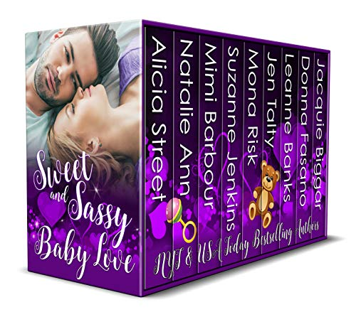 Book Cover of Sweet and Sassy Baby Love