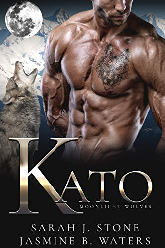Book Cover of Kato (Moonlight Wolves Book 2)