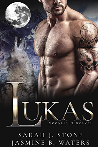 Book Cover of Lukas - Moonlight Wolves Book 1