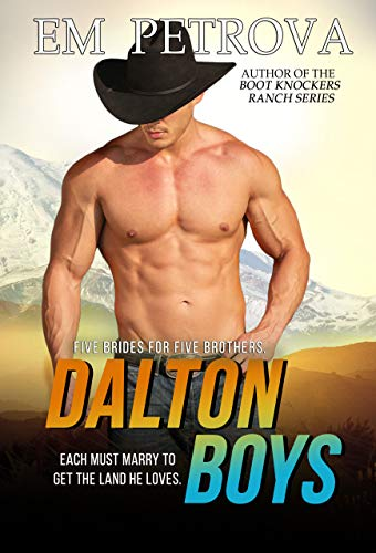 Book Cover of Dalton Boys Box Set Books 1-5 (The Dalton Boys)
