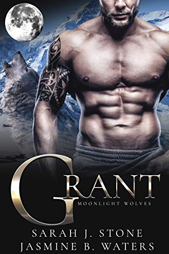 Book Cover of Grant (Moonlight Wolves Book 3)