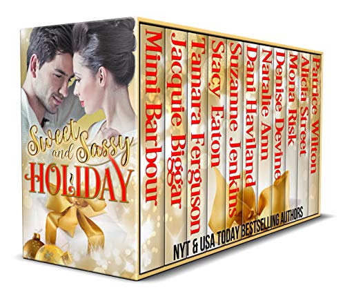 Book Cover of Sweet and Sassy Holiday