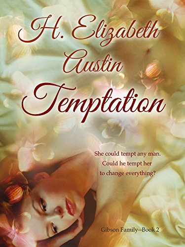 Book Cover of Temptation (Gibson Family Book 2)
