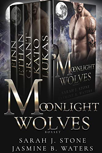 Book Cover of Moonlight Wolves Box Set