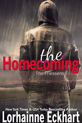 Book Cover of The Homecoming (The Friessens Book 24)