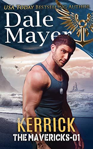 Book Cover of Kerrick (The Mavericks Book 1)