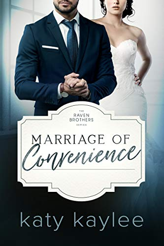 Book Cover of Marriage of Convenience (The Raven Brothers Book 1)
