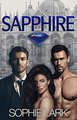 Book Cover of Sapphire: The Romantic Heist of the Century (Colors of Crime Book 1)