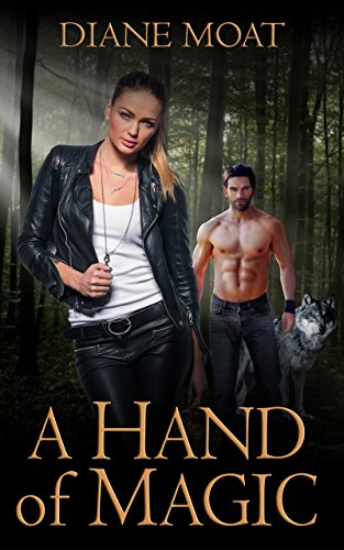 Book Cover of A Hand of Magic