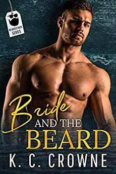 Book Cover of Bride and The Beard: A Mountain Man Suspense Thriller Romance (Bearded Bros Book 4)