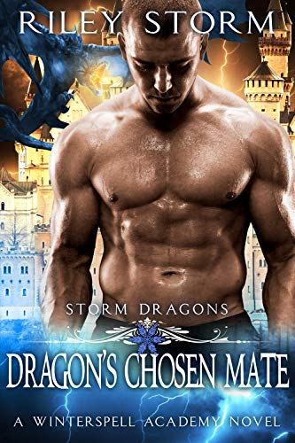 Book Cover of Dragon's Chosen Mate (Storm Dragons Book 3)