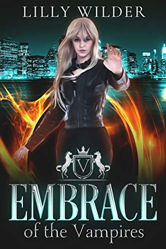 Book Cover of Embrace Of The Vampires