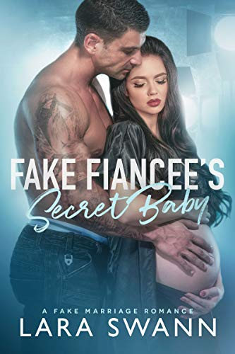 Book Cover of Fake Fiancee's Secret Baby