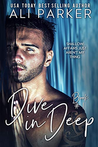 Book Cover of Dive In Deep Book 1